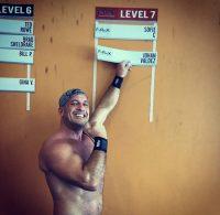Johan crushed Level 7